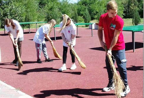 Молодежная акция «Осень добрых дел» проходит на Кубани с 1 по 30 сентября